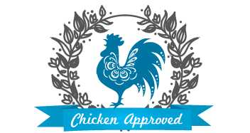 Chicken Approved badge